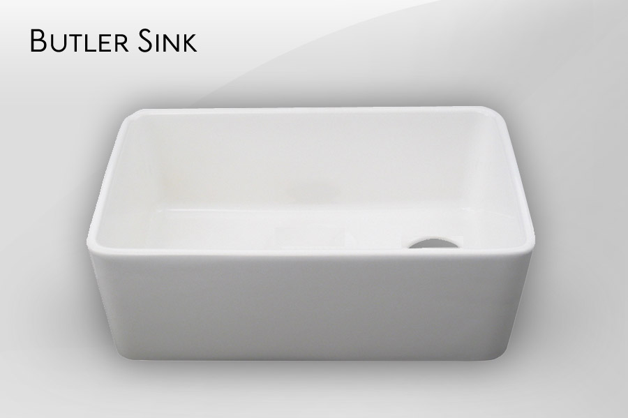 Butler Sink : BUTLER SINK - Traditional english kitchen butler sink